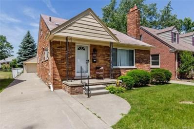 1355 Nightingale Street, Dearborn, MI 48128 - MLS#: 218059153