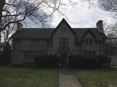 1791 Burns Street, Detroit, MI 48214 - MLS#: 218059155