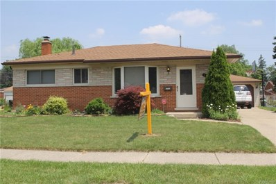 26154 Thomas Street, Warren, MI 48091 - MLS#: 218059211