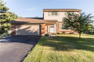 7027 Hatchery Road, Waterford Twp, MI 48327 - MLS#: 218059241