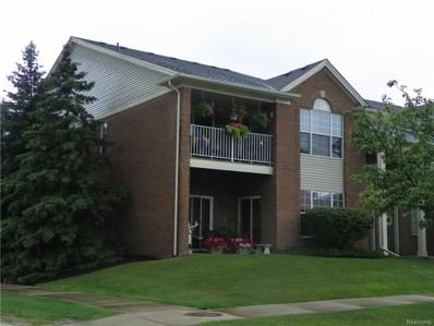 1982 Flagstone Circle, Rochester, MI 48307 - MLS#: 218059357