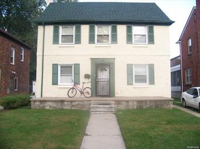 15874 Whitcomb Street, Detroit, MI 48227 - MLS#: 218059439