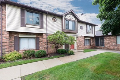 2233 London Bridge Drive UNIT 38, Rochester Hills, MI 48307 - MLS#: 218059485