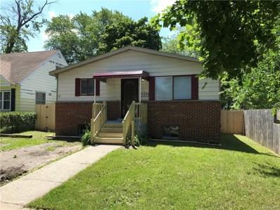 2212 Griswold Street, Port Huron, MI 48060 - MLS#: 218059511