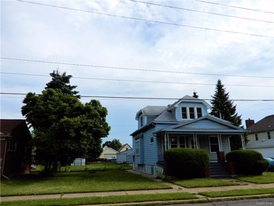 1145 Vinewood Street, Wyandotte, MI 48192 - MLS#: 218059515