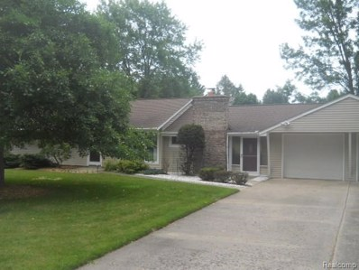 6536 Mayfair Road, Shelby Twp, MI 48317 - MLS#: 218059525