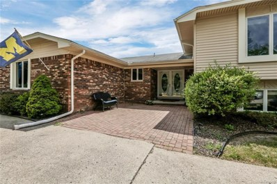 44350 Harsdale Court, Canton Twp, MI 48187 - MLS#: 218059647