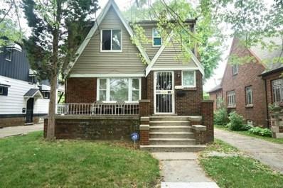 3918 Berkshire Street, Detroit, MI 48224 - MLS#: 218059702