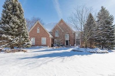 1806 Westridge Drive, Rochester Hills, MI 48306 - MLS#: 218059766