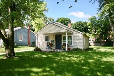106 Fraser Street, Rochester, MI 48307 - MLS#: 218059788