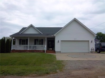 16155 Softwater Lake Drive, Argentine Twp, MI 48451 - MLS#: 218059865