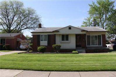 20439 Brookwood Street, Dearborn Heights, MI 48127 - MLS#: 218059887