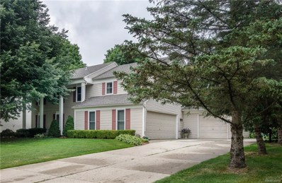 36186 Fredericksburg Road, Farmington Hills, MI 48331 - MLS#: 218059917