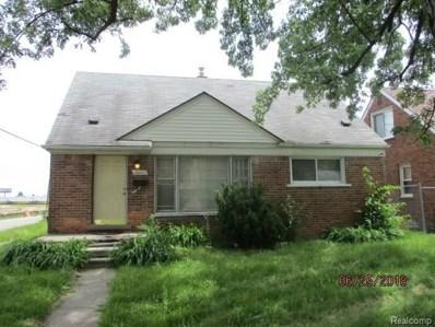 12152 Rutherford Street, Detroit, MI 48227 - MLS#: 218059965