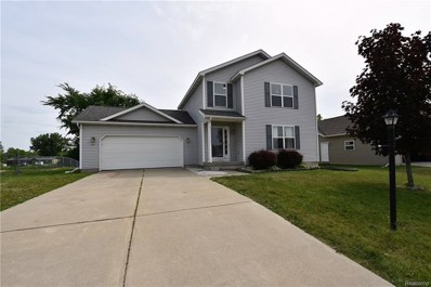 1121 Emerald Forest Lane, Davison Twp, MI 48423 - MLS#: 218060018
