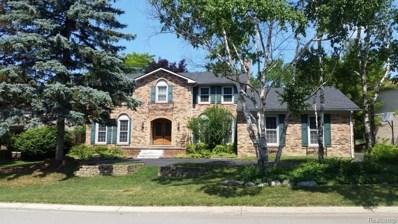 539 Middlebury Lane, Rochester Hills, MI 48309 - MLS#: 218060205