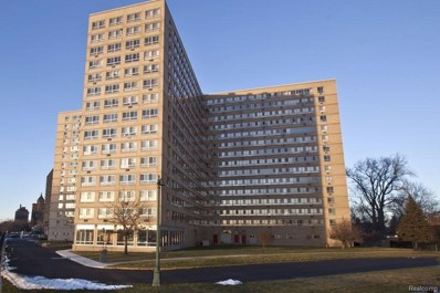 8900 E Jefferson Avenue UNIT 509, Detroit, MI 48214 - MLS#: 218060210