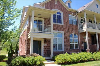 454 Old Pine Way UNIT 454, Walled Lake, MI 48390 - MLS#: 218060257