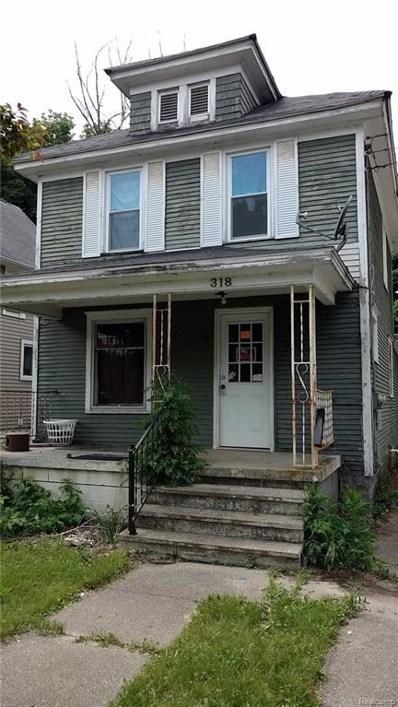 318 Clifford Street, Lansing, MI 48912 - MLS#: 218060297