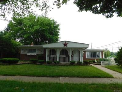 25751 Chernick Street, Taylor, MI 48180 - MLS#: 218060329