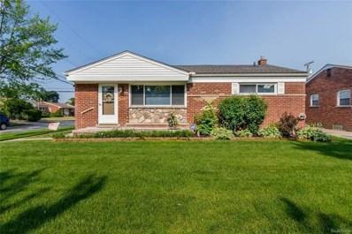 8501 Terri Drive, Westland, MI 48185 - MLS#: 218060331