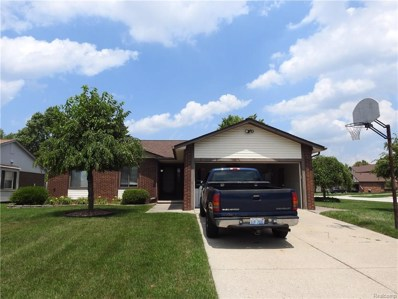 5055 Scarsdale Drive, Sterling Heights, MI 48310 - MLS#: 218060372