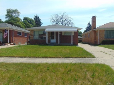 7610 Highview Street, Dearborn Heights, MI 48127 - MLS#: 218060435