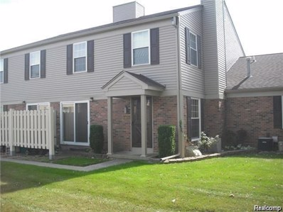 44651 N Bunker Hill, Clinton Twp, MI 48038 - MLS#: 218060479
