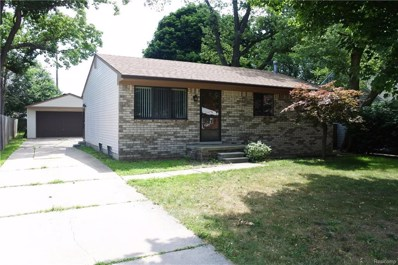 2045 S Harvey Avenue, Westland, MI 48186 - MLS#: 218060481