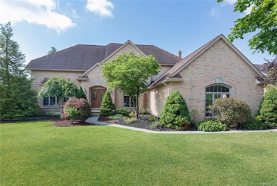 2244 Regency Hills Drive, Shelby Twp, MI 48316 - MLS#: 218060553