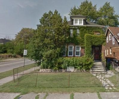 12605 Stoepel Street, Detroit, MI 48238 - MLS#: 218060646