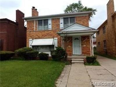Hubbell Street, Detroit, MI 48235 - MLS#: 218060681