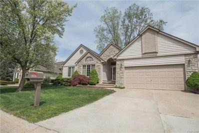 3147 Fairgrove Terrace UNIT 7, Rochester Hills, MI 48309 - MLS#: 218060727
