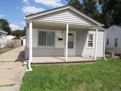 5891 Hazel Street, Taylor, MI 48180 - MLS#: 218060730