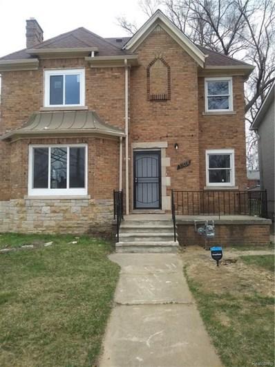 17418 Monica Street, Detroit, MI 48221 - MLS#: 218060796