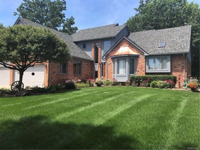 3068 Voorheis Lake Court, Orion Twp, MI 48360 - MLS#: 218060974
