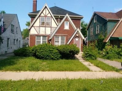 3500 Three Mile Drive, Detroit, MI 48224 - MLS#: 218061101