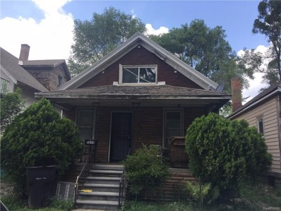 7254 Logan Street, Detroit, MI 48209 - MLS#: 218061161