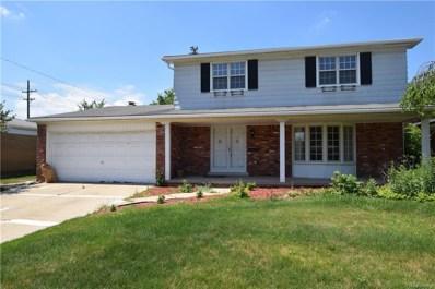 26053 Colman Drive, Warren, MI 48091 - MLS#: 218061259