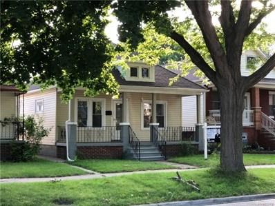 2843 Roulo Street, Dearborn, MI 48120 - MLS#: 218061361