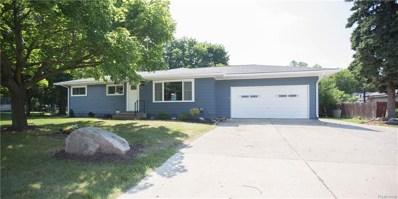 286 Schoolcraft Street, Auburn Hills, MI 48326 - MLS#: 218061419