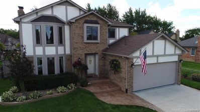 35036 Wright Circle, Sterling Heights, MI 48310 - MLS#: 218061437