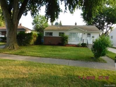 32068 Parkwood Street, Westland, MI 48186 - MLS#: 218061465