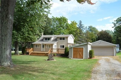 4259 Taft Road, Clay Twp, MI 48001 - MLS#: 218061492
