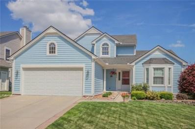 899 Hathaway Drive, Auburn Hills, MI 48326 - MLS#: 218061500