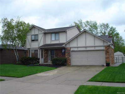 4850 Venetian Drive, Sterling Heights, MI 48310 - MLS#: 218061501