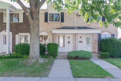 14016 Champagne Drive, Sterling Heights, MI 48312 - MLS#: 218061593