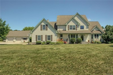 33681 Pratt Road, Richmond Twp, MI 48062 - MLS#: 218061707