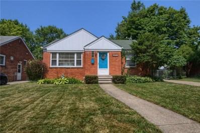 1924 Edgewood Street, Dearborn, MI 48124 - MLS#: 218061717