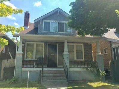 1254 Alter Road, Detroit, MI 48215 - MLS#: 218061794